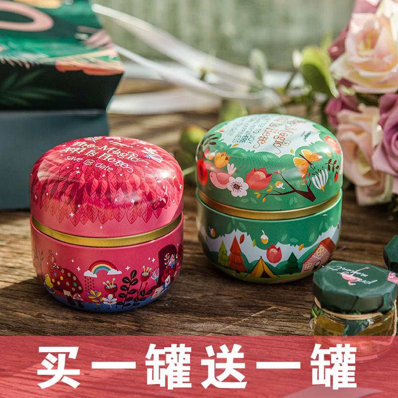 买1发2组合花果茶水果茶洛神花茶果味果粒茶冷泡茶果干花茶 罐装