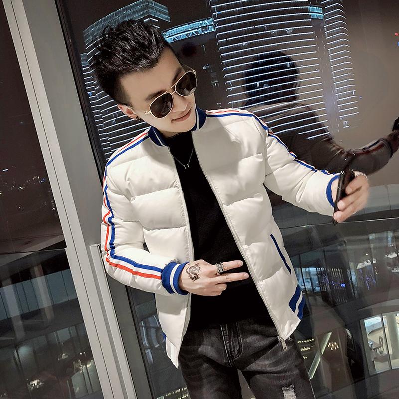 2020冬季新款精神小伙棉衣男士韩版修身棉服外套B305-MY102-P100