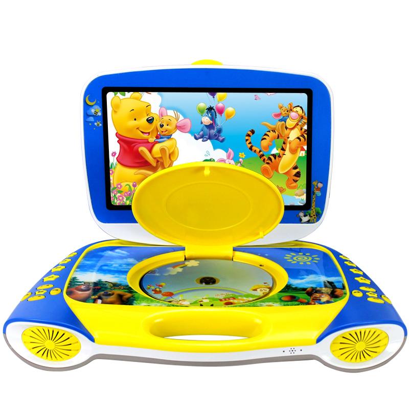 SAST/先科 118s儿童移动DVD12寸学习早教机质量怎么样,方便吗