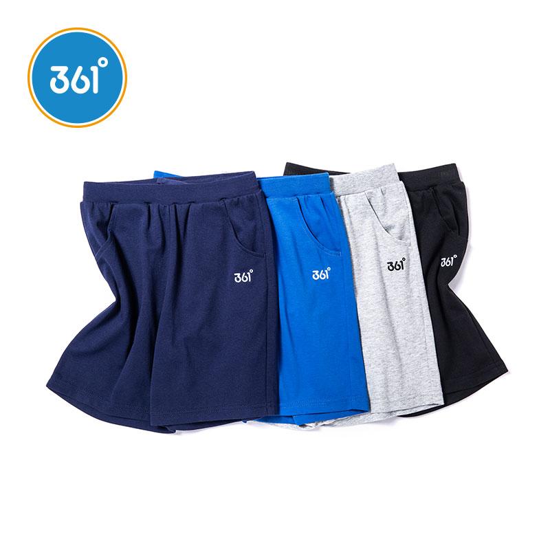 361童装男童短裤儿童中大童2019年夏季新款五分运动短裤N51923503