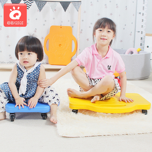 Children's sense training equipment scooter fitness balance board early childhood education sports games toys vestibule training