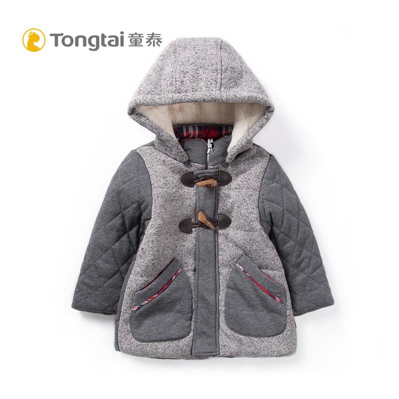 宝宝 棉衣 冬季 加厚 婴儿 带帽 棉服 儿童 衣服 外套