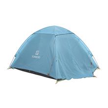 探路者户外帐篷便携式全we8动速开可uo野营三的帐TEDJ80186