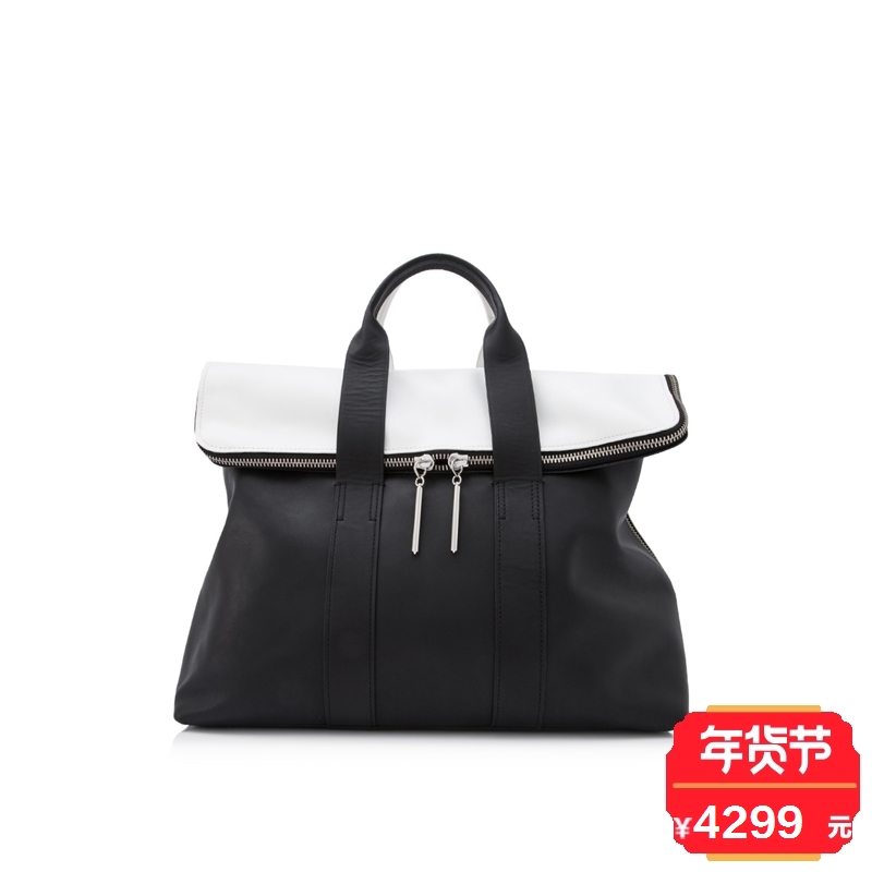 3.1 Phillip Lim 31 Hour系列女士牛皮手提包  AC000306CPO