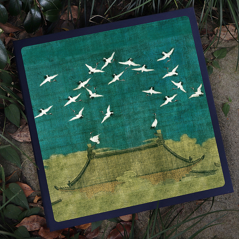 创意复古风18寸相册手工diy旅行文艺自粘式覆膜影集礼品怀旧相册