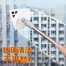 擦玻璃神器家用cn4磁双面擦rt三层擦外厚玻璃清洁清洗刮水器