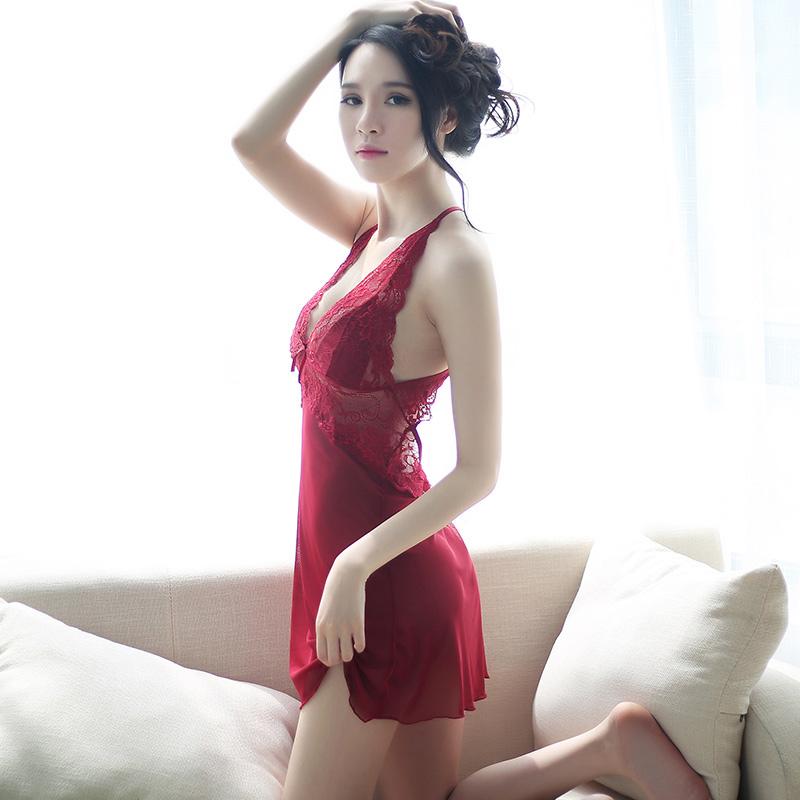 睡衣透明全裸套装骚性趣调情制服诱惑小胸骚血滴子av女开档大码