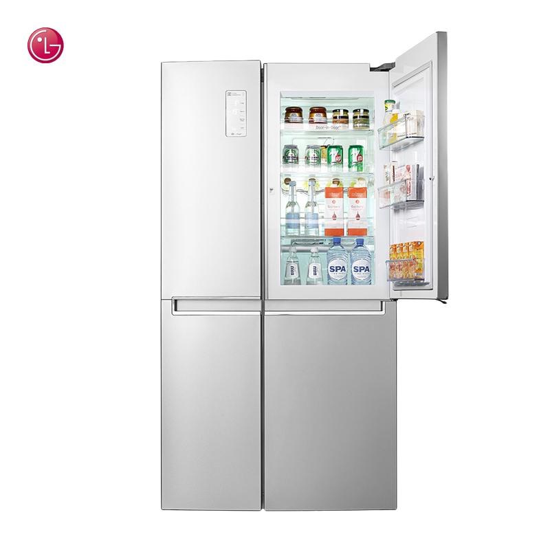 LG冰箱 GR-M2471PSF 647升对开门冰箱风冷无霜分类存鲜电脑温控