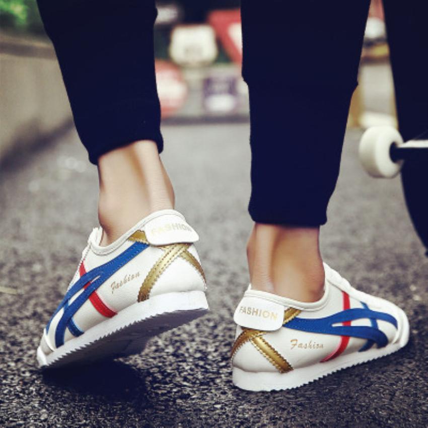 帆布鞋2019夏季新款男士网红小白鞋子潮鞋韩版潮流透气百搭阿甘鞋
