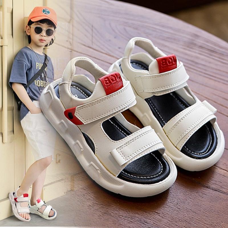 男童凉鞋儿童男孩防滑女童鞋子夏季 中大童 软底2020新款宝宝小童