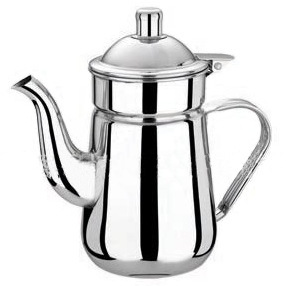 Hot Sale Stainless Steel Swan Kettle 1.8L Cold Kettle Coffee Shop Commercial Kettle Kitchen Supplies Juice Jug