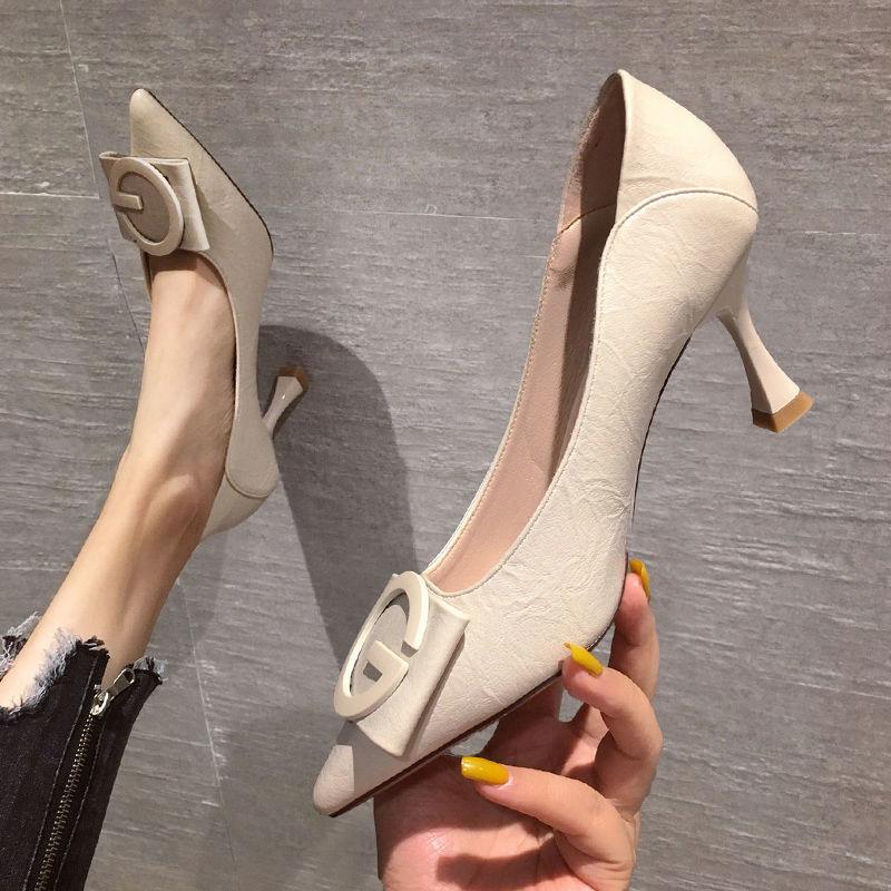 jcyeiosx /积系女2020新款高跟鞋
