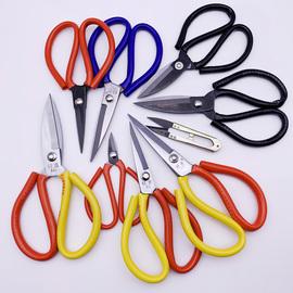 直销工业级厨房家用皮革剪刀民用裁缝剪缝纫大头剪裁剪刀油锯刀剪