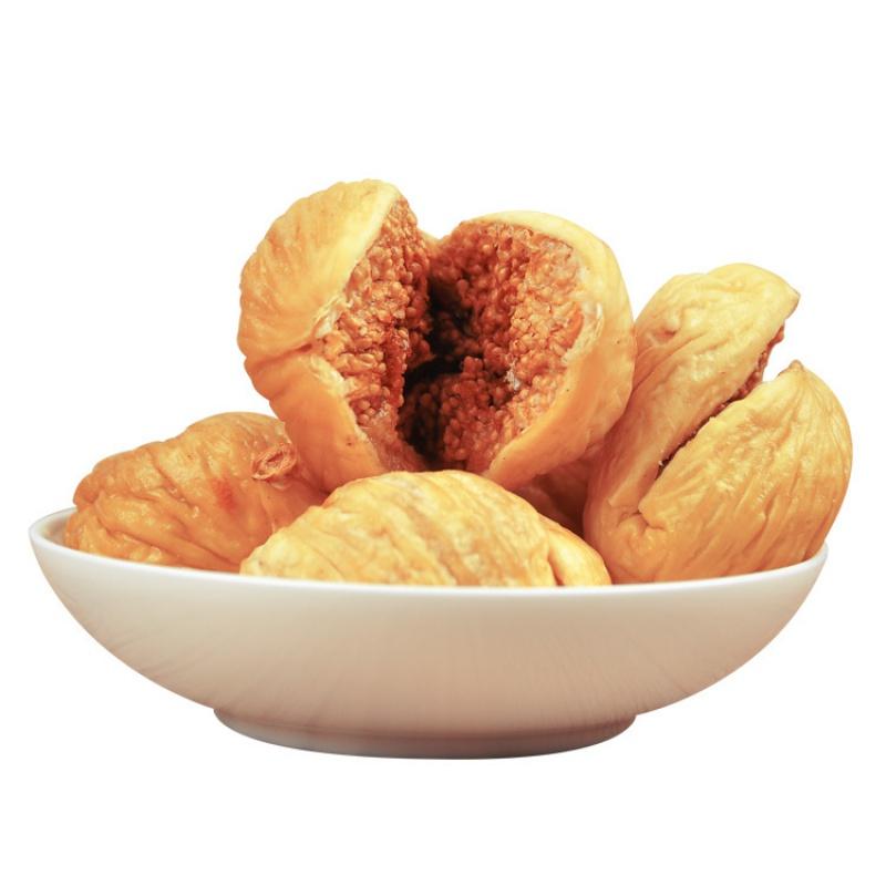 无花果干小零食土耳其大无花果干无花果买3斤送1斤灰枣天然水果干