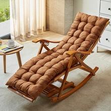 竹摇摇椅大的家用阳台折叠躺椅kp11的午休np老的实木逍遥椅