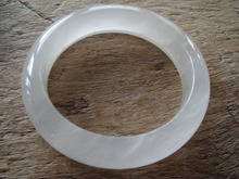 玻璃e种荧光玉镯内径5e1.xy11水沫玉nx01