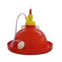 喂食水用全自动饮水超器养殖品质鸡好看桶鹅禽食槽器料器塑料喂鸭