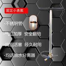 新品手动3ad2Mpa超an气筒气瓶三级增压水冷不锈钢4500psi