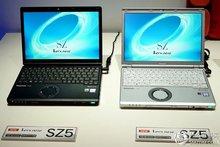 松下笔记本电脑CFtj6SZ5 px代酷睿i5军工品质IPS屏12寸超长待机