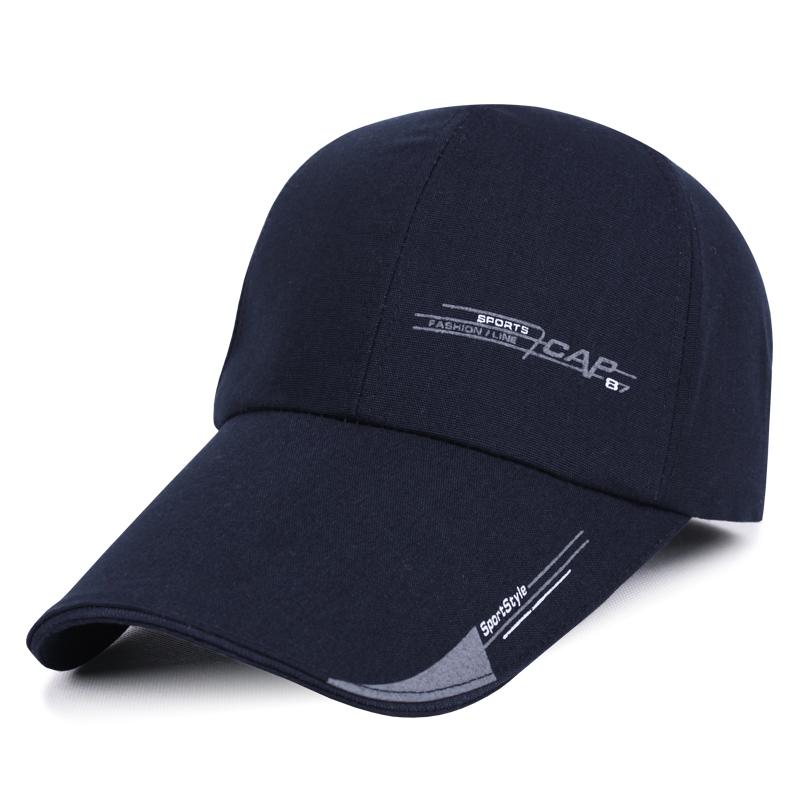 帽子男士春秋季新款户外韩版潮鸭舌帽运动遮阳棒球