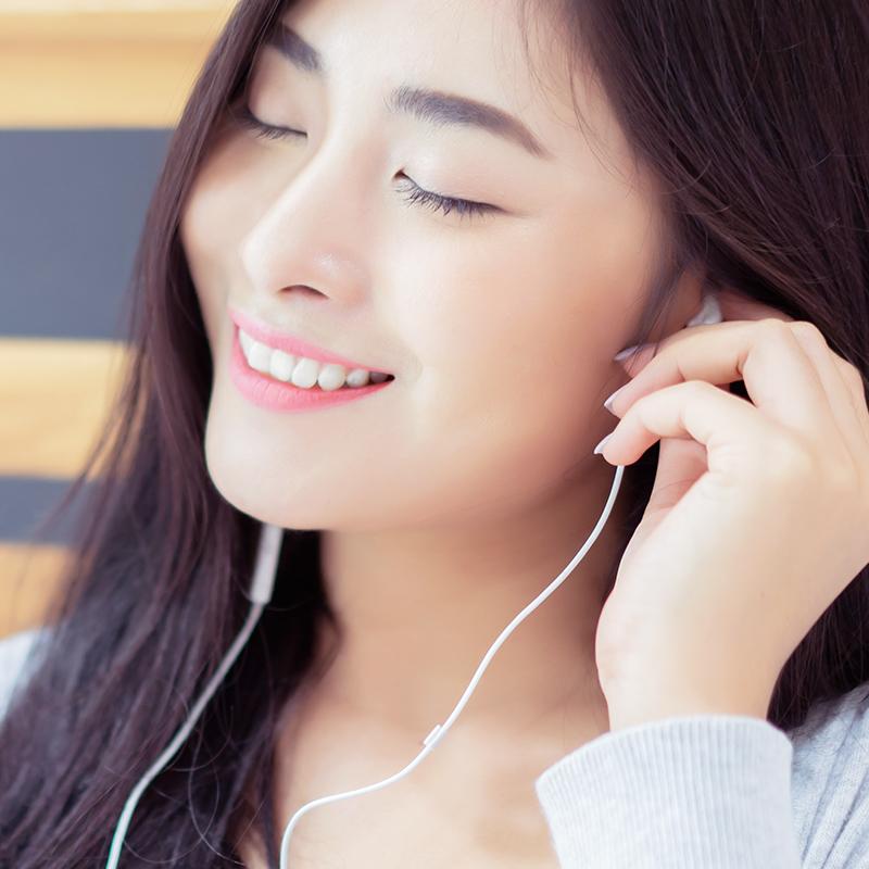 【原装正品】冠格耳机适用vivo通用x9x21vivox23vivox20x7x6plus女vivoy67y85线66入耳式93vivoz3耳塞s手机i