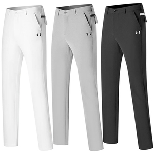 Golf men's trousers autumn thin section leisure sports breathable men's ball pants loose GOLF men's pants clothing