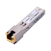 Gigabit optical port module RJ45 photoelectric conversion optical fiber module compatible with H3C Cisco glc-t Huawei sfp-ge-t