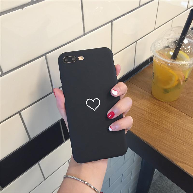 苹果8手机壳新款6硅胶iphoneX软6s女款iphone7可爱7plus保护套S潮