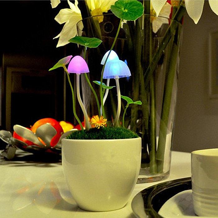 生日礼品创意实用居家日用蘑菇小夜灯送男女生朋友闺蜜diy小礼品