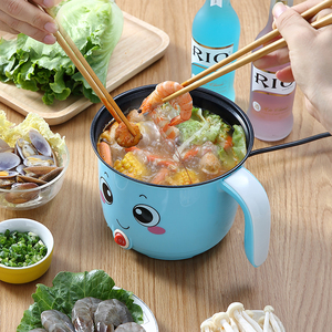 Instant noodle cooker egg steamer automatic power off household mini egg cooker electric steamer kitchen small appliances breakfast machine