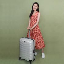 【宋轶同款】Samsonite/新秀丽行李箱结实耐用男登机旅行箱女 u72