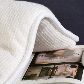 棉花床垫软垫床褥子1.8m床双人家用被褥0.9m学生宿舍棉絮垫被铺底