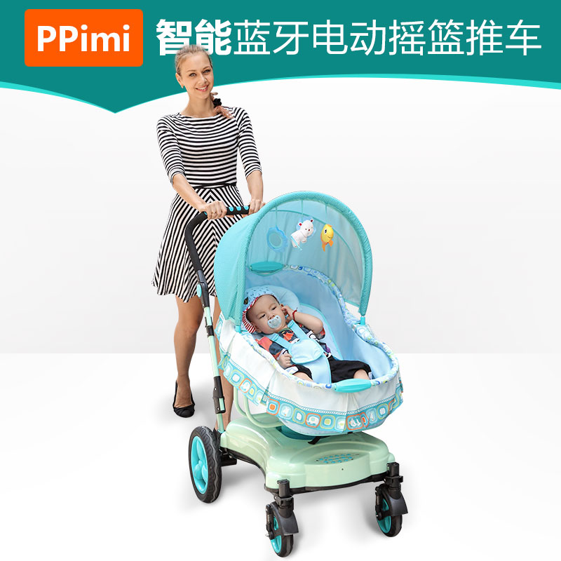 Ppimi婴儿推车怎么样,求评测