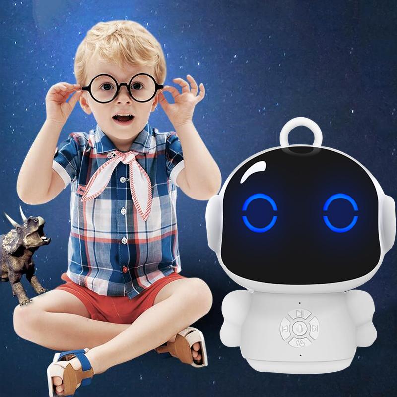 泰鑫智能机器人高科技学习机陪伴孩子学习早教机对话玩具人工男女图片