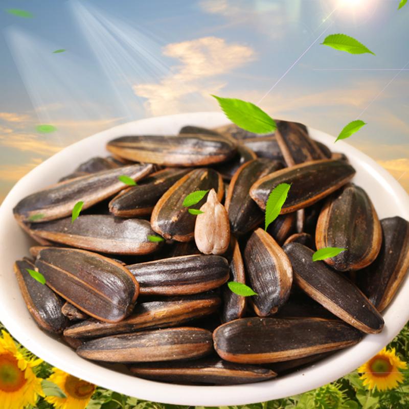 1000g焦糖瓜子/绿豆红枣原味五香奶油香瓜子葵花籽仁炒货特产坚果