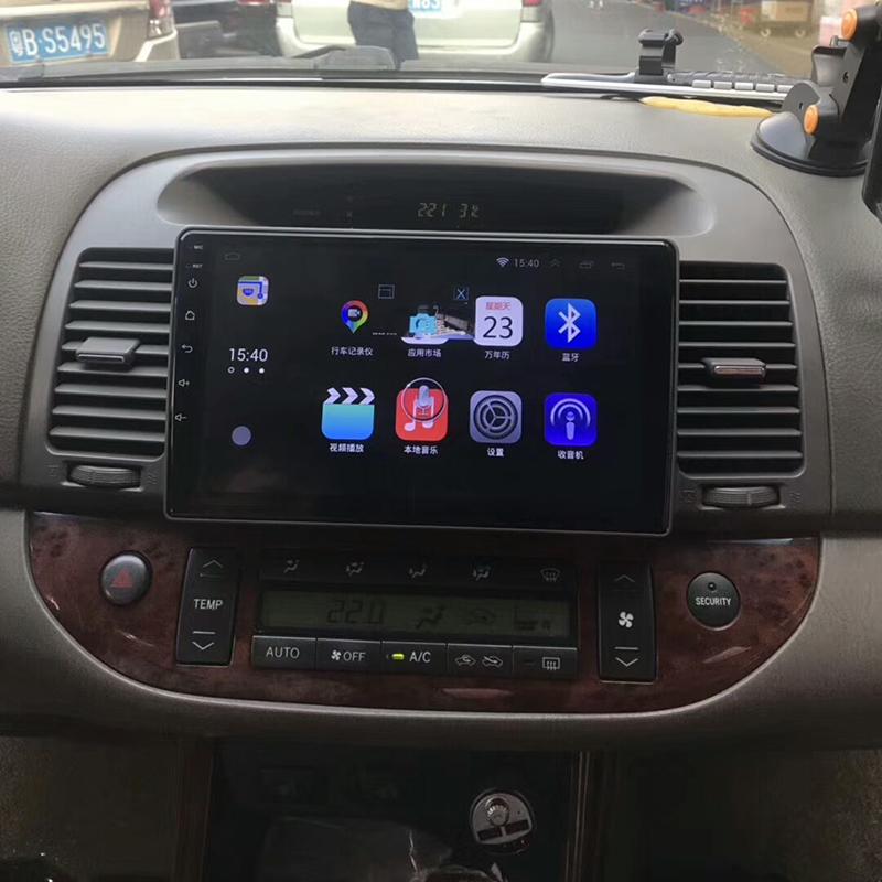 斯歌达 丰田老款佳美2.4安卓9寸大屏导航一体机智能车机