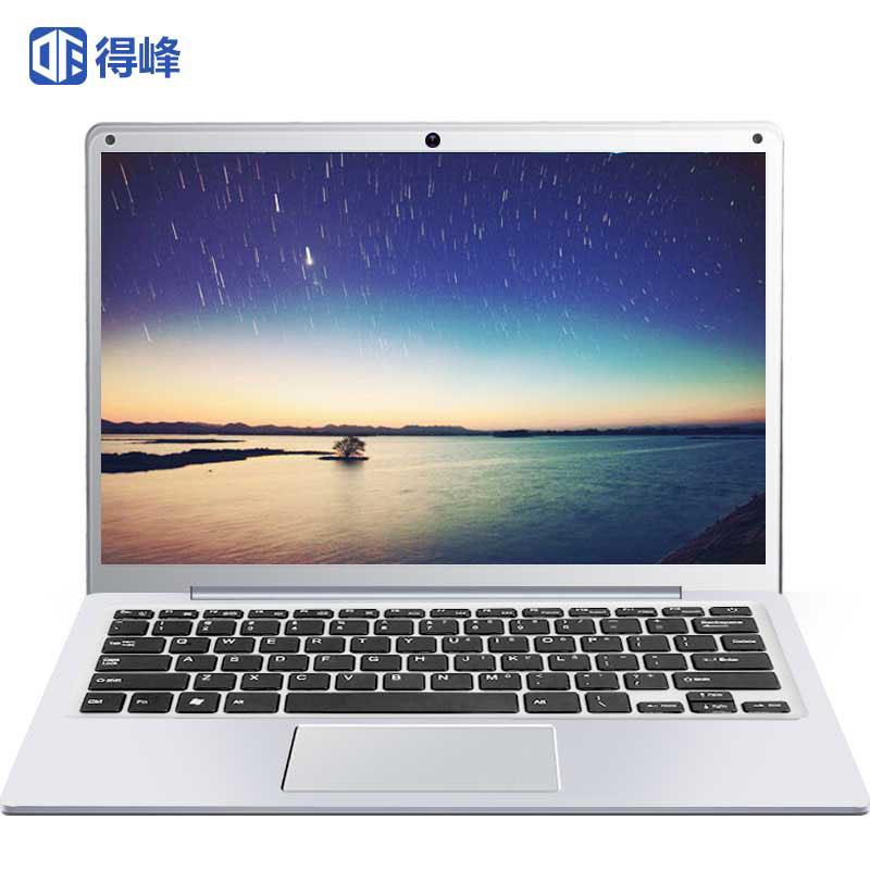 得峰A3 2G内存/四核笔记本电脑14英寸EMMC32G+HDD320G硬盘