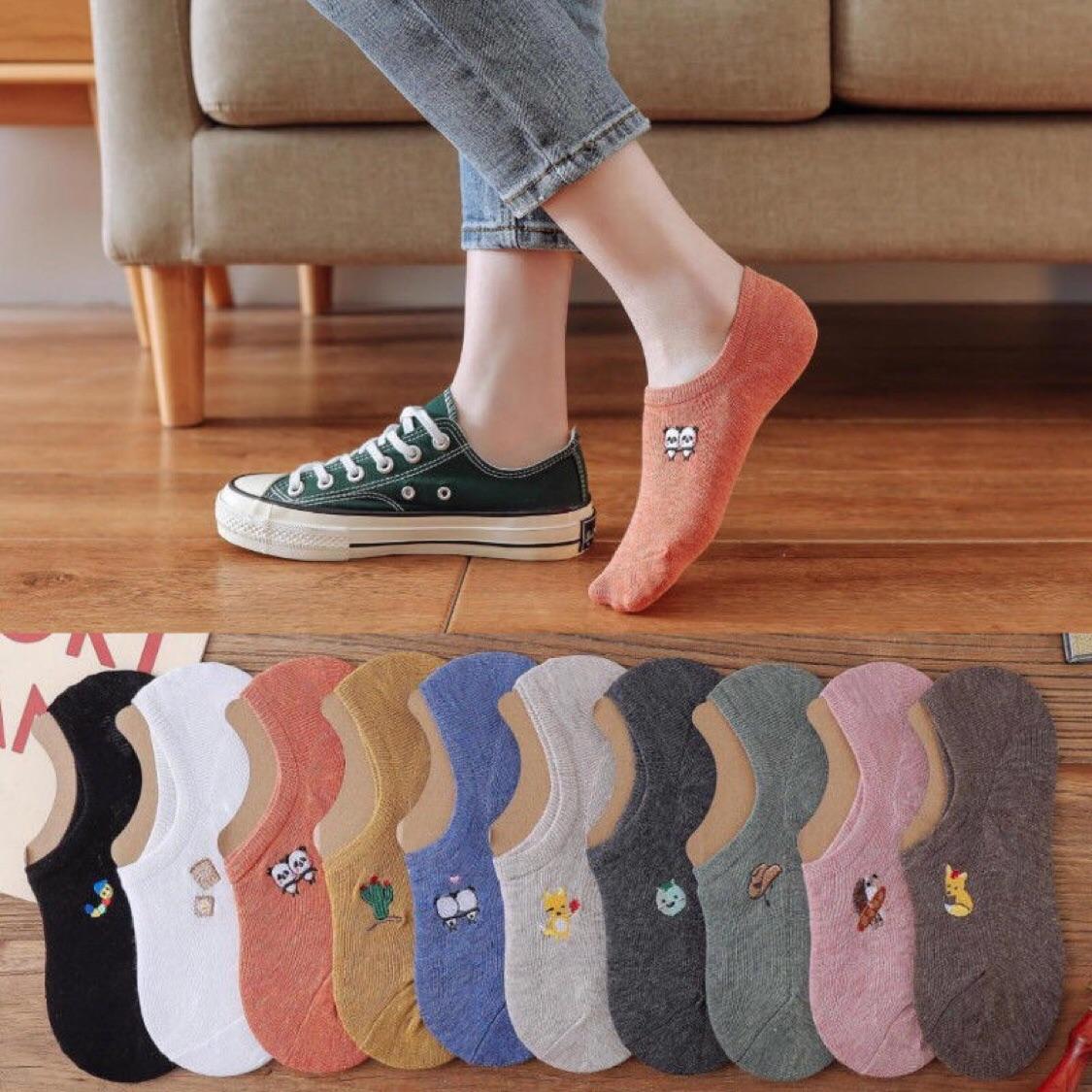 船袜女夏季薄款硅胶防滑不掉跟袜子女短袜浅口隐形纯棉底ins潮