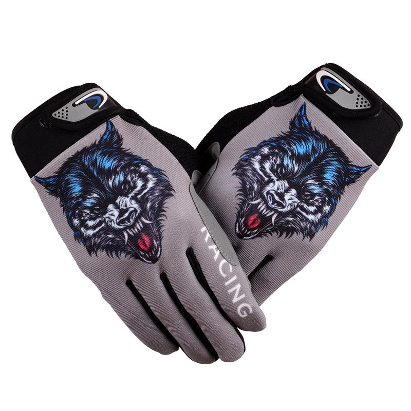 薄款手套男士冬季加绒保暖触屏防滑开车手套黑色触摸骑行青年手套