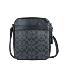 Direct COACH Koch Single Shoulder Slant Bag Business PVC Men's Bag F54788 American Men's Shoulder Bag