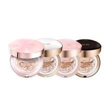 AGE Ai Jing 20' s Star Air essence omnipotent Concealer air cushion foundation for replacement 12.5g*2/ box