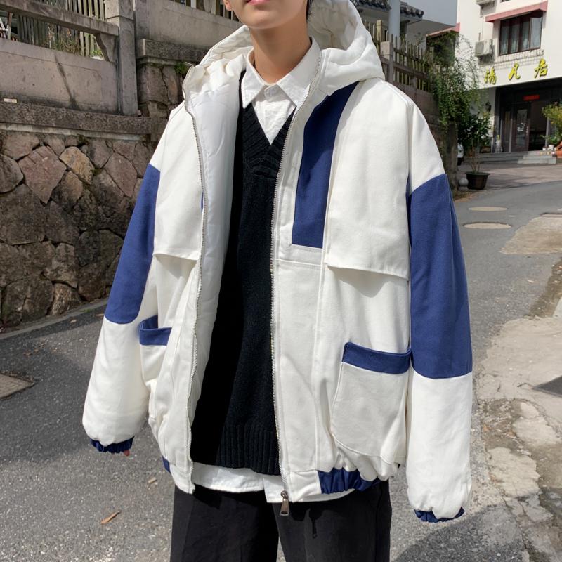 19情侣装冬装新款棉服冬季加厚面包服棉衣外套男Z03P120