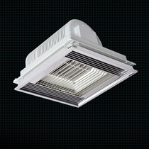 6030长城凉霸厨房嵌入式超薄照明换气二合一集成吊顶空调型风扇