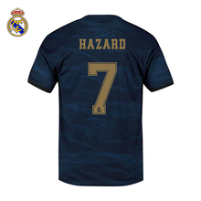 Official Real Madrid Real Madrid jerseys baseball jersey fans 19/20 season print number Asensio