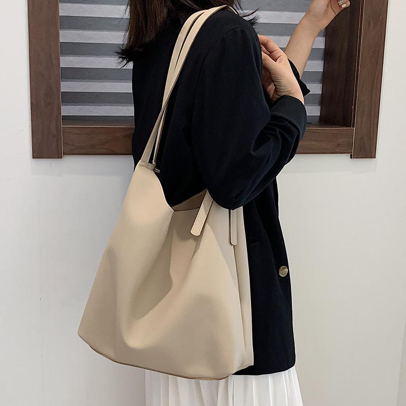 大包女2019年新款包包韩版ulzzang女包单肩包大容量高级感托特包