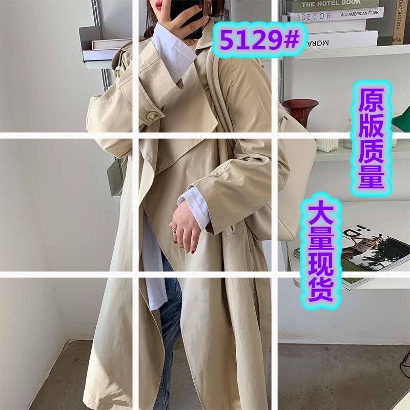 8月25日10点上新丨限时9折包邮价格269 M70大码女装长袖风衣-峰飞洋服饰-