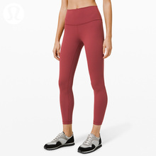 Lululemon Wunder women's sports high waisted tights 25 & quot; * flux lw5bpas