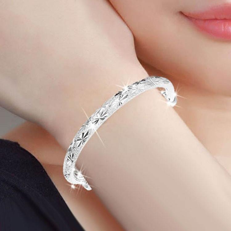 【买二送一多款可选】夏季时尚流行新款银饰品女学生送女友妈妈