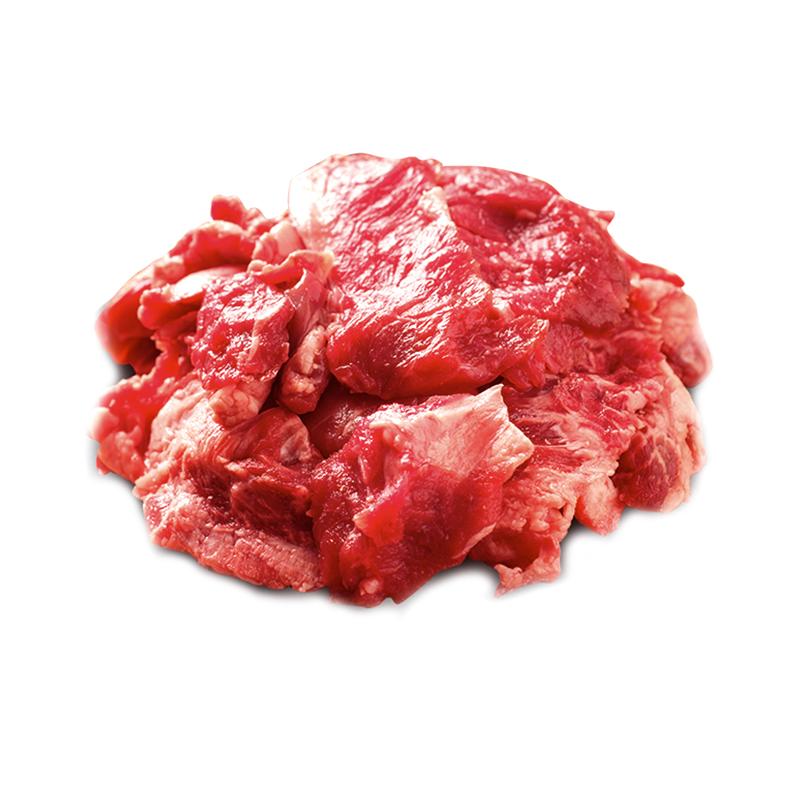 【喵鲜生】澳洲谷饲牛肉筋头巴脑1000g 原味肉加筋软糯鲜香