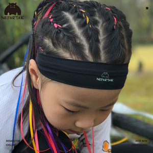 MTP children's headband sports hair band female beam headband male riding clothing accessories balance car equipment forehead headband